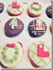 Xmas cupcakes 2