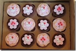 HelloKitty Cupcakes